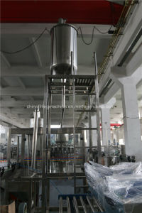 Fruit Juice Hot Filling and Capping Machinery pictures & photos