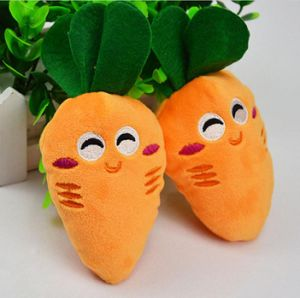 Cut Sqeaker Carrot Plush Toy for Pet pictures & photos