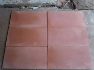 New Red Sandstone Stone Tile pictures & photos