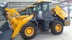 3ton Front End Wheel Loader with Cummins Engine pictures & photos