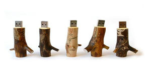 Wooden Clip Bamboo USB Flash Drive Wooden USB Stick pictures & photos