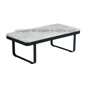 Rectangle Metal Base Hotel Furniture Table for Living Room (SP-GT436) pictures & photos