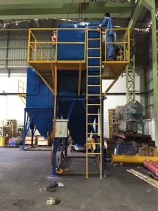 Sicoma DMC48 Pulse Bag Filter Dust Collector pictures & photos