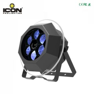 Indoor Zoom LED PAR Light with 6X15W RGBW 4in1 pictures & photos