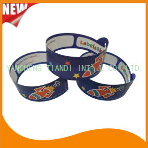 Entertainment Professional Manufacture Hot Selling Kids ID Child Bracelet Wristbands (KID-1-2) pictures & photos