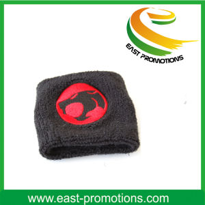 Wholesale High Quality Sports Wrist Sweatband pictures & photos