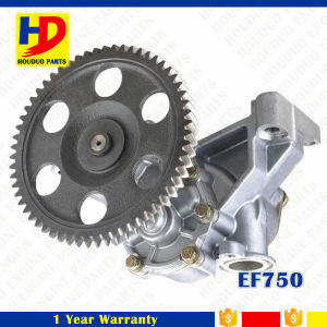 Diesel Engine Hino Oil Pump Ef750 (15110-1461) pictures & photos
