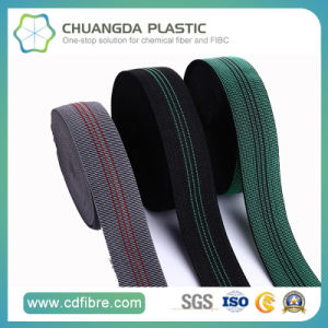 High Quality Elastic PP Woven Belts for Helmet Strap pictures & photos