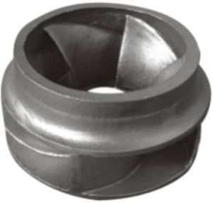 Impeller Guaid Vane Sand Casting Customized Dimension pictures & photos