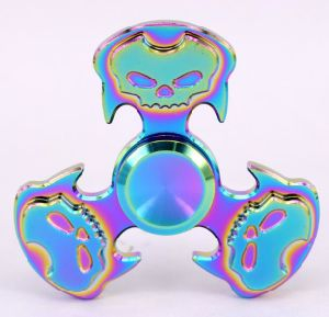 High Speed Bearing Ball Finger Spinner Fidget 608 Hand Spinner Toys Camouflage Fidget Spinner pictures & photos