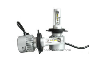 All in One 36W 4000lm S2 Csp H4 LED Headlight 6500k for Car Headlight / Truck pictures & photos