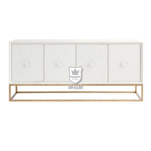 Modern Entertainment Media Console White for Living Storage pictures & photos