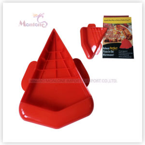 2017 New Heat Resistant Rapid Pizza Reheater Triangle Pizza Mould pictures & photos
