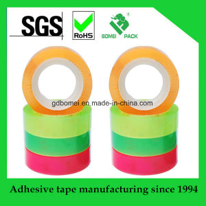 Quality BOPP Colorful Stationery Adhesive with Holder for School or Industry pictures & photos