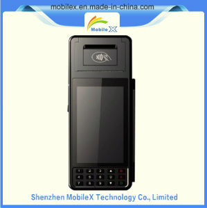 E-Payment with Credit Card Reader, Barcode Scanner, 4G