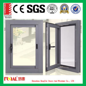 Powder Coated Aluminum Window/Aluminum Profile Windows