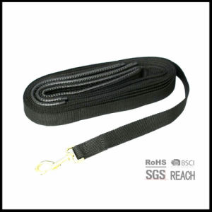Extra Long Black Pet Dog Leash with EVA Soft Handle pictures & photos