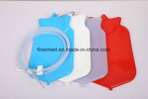 Silicone Enema Douche Bag Kit pictures & photos