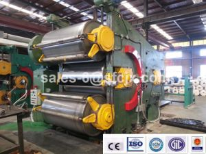 Rotocure Vulcanizing Press for Making Printing Blanket (DLG-1500X2000) pictures & photos