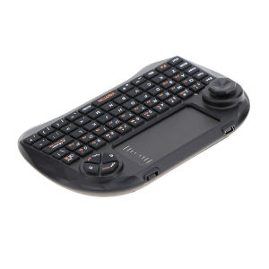 2.4GHz X3 Wireless 3 in 1 Fly Air Mouse Remote Controller Slim Touchpad Keyboard for PC Android TV Box pictures & photos