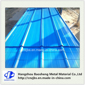 PPGL Prepainted Galvanized Steel Roofing Sheet pictures & photos