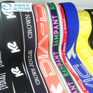 Custom Best Quantity Jacquard Elastic with Colorful pictures & photos