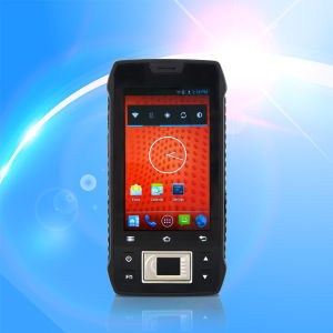 Andriod Fingerprint RFID Reader with GPRS/GPS/WiFi/Bluetooth pictures & photos