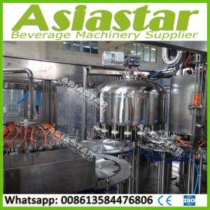 Automatic Plastic Bottle for Fruit Juice Processing Machine Plant pictures & photos