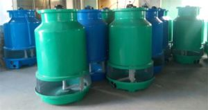 Round Type Counter Flow Cooling Tower with Good Price pictures & photos