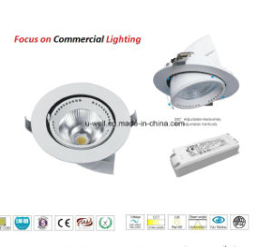 LED Commercial Downlight for Office Lighting