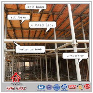 Quicklock Scaffolding Widely Used in Construction pictures & photos
