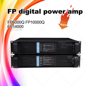 Fp10000q 4 Channel Switching Power Amplifier pictures & photos