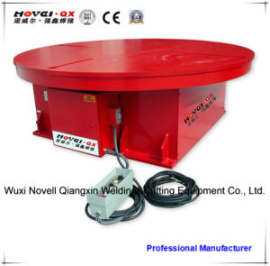 10t Rotation Welding Positioner / Welding Turntable Positioner pictures & photos