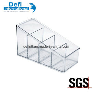 Transparent Pet Cosmetic Storage Case pictures & photos