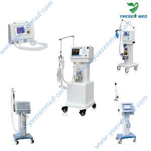 Ysav201p Portable Hospital Medical Portable Ventilator pictures & photos