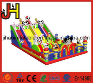 Amusement Theme Park Inflatable Bouncer Slide Castle Combo pictures & photos