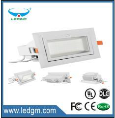 2017 Super Bright 40W LED Ceiling Light Fixture SMD Rectangular Down Light Ce RoHS Approved pictures & photos