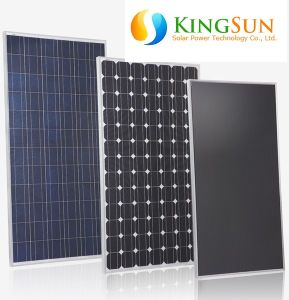 300W Solar Poly Crystalline Panel pictures & photos