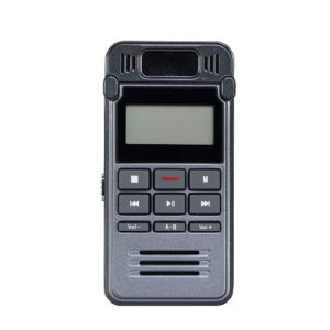 Portable Handheld LCD Digital Voice Recorder