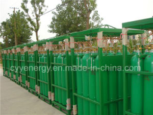 High Quality and Low Price Liquid Nitrogen Oxygen Carbon Dioxide Argon Seamless Steel Cylinder pictures & photos