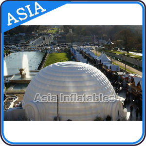 Inflatable White Round Evolution Dome Tent for Commercial Party pictures & photos
