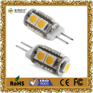 LED Bulb DC 12V 9SMD 5050 G4 pictures & photos