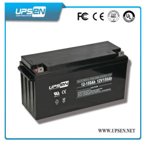 12V 80ah 100ah 150ah Maintenance Free Battery for Traffic System pictures & photos
