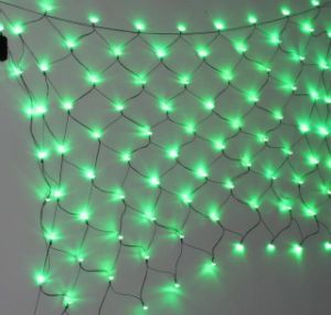 LED Decoration Green LED Net Light for Outdoor Decoration pictures & photos