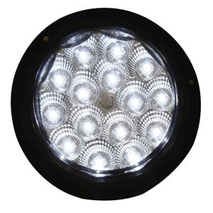 "LED 4"" Flush-Mount Round Truck Light pictures & photos"