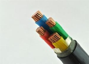 Copper Conductor XLPE Insulation PVC Sheath Shielded Electrical Power Cable pictures & photos