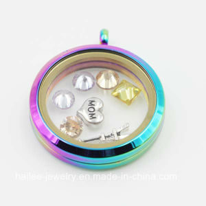 Custom Stainless Steel Fashion Jewelry Locket Pendant pictures & photos