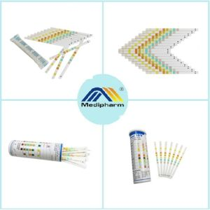 Medical 10 Parameters Urine Analysis Strip pictures & photos