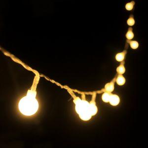 6V Bulb LED Festoon Belt Light Outdoor Christmas Decorative Fairy Lights  LED Ball String