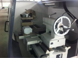 Ck6130s Ck High Precision Popular CNC Lathe (mini lathe machine) pictures & photos
